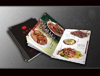 企石专业菜谱册菜谱设计菜谱印刷菜谱清蒸甲鱼制作营养好吗图片