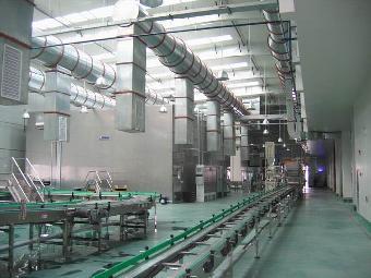 北京通风管道设计加工,厨房排烟管道安装