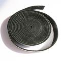 阻燃毛條 黑色隔熱氈條 烤爐餅鐺密封條 廠家可定制