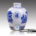 批发10斤50斤装陶瓷酒缸带水龙头