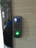深圳工地安裝教室門禁 門禁刷卡沒反應 安防工程公司