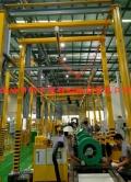 衢州电机输送线新能源电机装配线智能化电机流水线电机