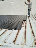 順德區樓房防水補漏杏壇彩鋼瓦補漏隔熱施工