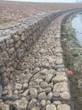 護岸固堤格賓護墊 熱鍍鋅格賓網墊護坡預防水土流失