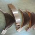 弧形铜箔软连接 母线伸缩节 软母线 金泓定制生产