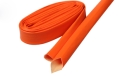 2.5KV硅树脂玻璃纤维套管