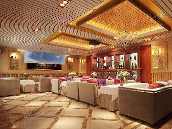 欧式酒店企业形象墙图片