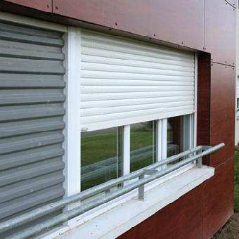 塘沽区欧式卷帘窗,别墅电动卷帘安装报价