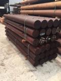 成都红铁木户外园林景观栏杆加工设计