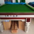 中式16彩台球案子厂家专卖 北京顺义区台球桌拆修