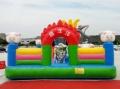 南京節假日超多小朋友樂玩的充氣城堡籃球機出租