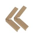 出售廣安廣安區墻角護角條質量可靠 L型紙護角