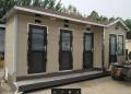 钢结构厕所厂家 济宁环保厕所来样加工