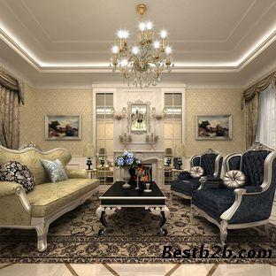 室内设计简欧风格别墅