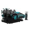 幻影星空vr游戲設備 9dvr大型設備 暗黑戰車
