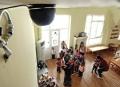 北京大院庫房院子飯館教室幼兒園安裝監控攝像頭安裝