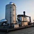 合肥杰通環境涂裝廢氣處理設備催化燃燒裝置