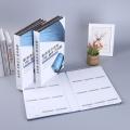 供应橱柜EVA色卡册晶钢门样品册全屋定制展示色卡本