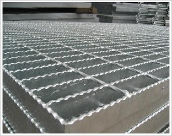 钢格板主要用来做钢结构平台板