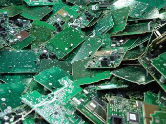 吴江高价回收线路板电路板回收
