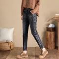地摊牛仔裤尾货工厂批发5元货源在广州尾货牛仔裤市场