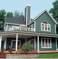 河北PVC外墻掛板 張家口外墻裝飾板舊房改造墻面板