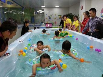 园必备大型豪华儿童游泳池