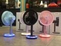 菲律賓熱銷迷你款可充電小風扇 工廠直銷創意新款風扇