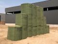 防爆墻 定制演習防爆籠 訓練基地防爆墻掩體防御堡壘