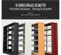 鋼制雙面書架圖書館學校專用鋼制書架