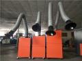 盤錦工業焊接除塵器有效處理煙塵、粉塵