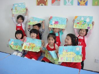 嘉定暑假儿童画画培训班 哪里学画画暑假最优惠