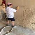 供应珠海轻质抹灰石膏砂浆直销 珠海石膏抹灰砂浆