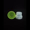 花都塑料盖子定制、盖子开模厂家 T58绿色