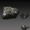 和田玻璃陨石权威鉴定