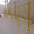 金華車間隔離護欄工廠用噴涂工藝延長使用
