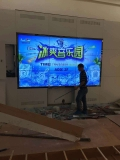 創新維湖北周二姐液晶顯示設備,棗陽49寸拼接屏廠家