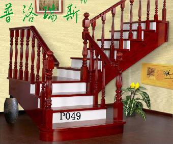 阁楼木梯,室内阁楼楼梯扶手[普洛瑞斯]p049