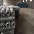賓格網護堤#鍍10 鋅鋁合金賓格網柔性結構