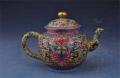 乾隆年瓷器酒壺博物館收購