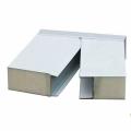 巖棉夾芯板,瓦楞型頂板
