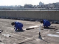 天津河北區屋頂防水補漏 專業防水 樓頂鋪油氈