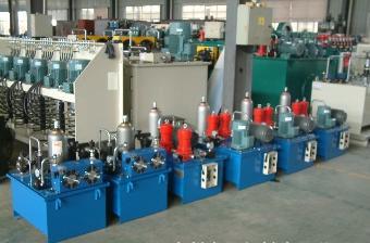 上海生产升降台液压系统厂家图片