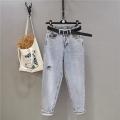廣州新塘廠家直銷便宜牛仔褲外貿貨源庫存牛仔褲
