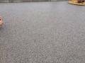海口彩色砾石聚合物地面