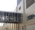 鋼結構連廊訂制加工 福鑫騰達彩鋼鋼構公司質量保證