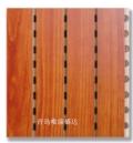 青島視聽室木質墻面吸音板賓館環保阻燃槽木隔聲板