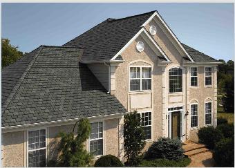 欧式建筑屋顶材质