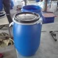 青島山東直銷抱箍桶耐酸堿防腐蝕密封桶