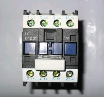 lc1-d交流接触器结构特征:lc1-d交流接触器为ac/dc线圈控制; 三种产品